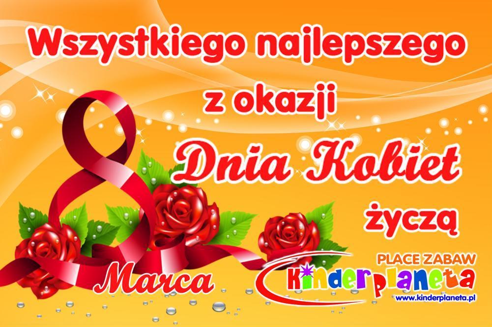 ... cała Polska- plac zabaw, urodziny - 8 marca - Dzień Kobiet